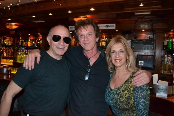 Ron, Anton, and Joyce